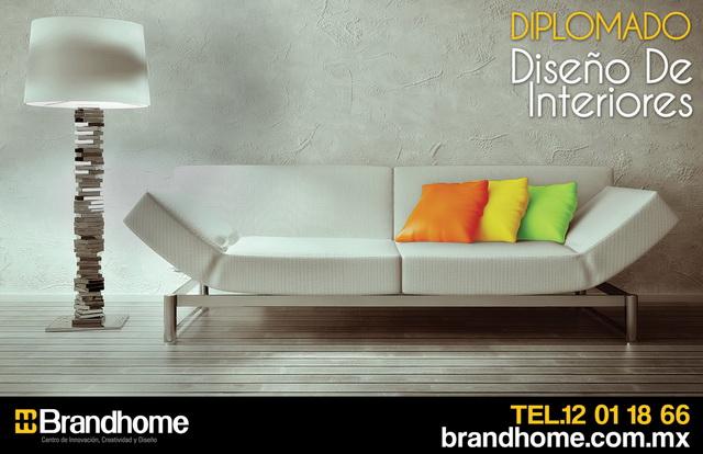 Brandhome diplomado en dise o de interiores for Diplomado en diseno de interiores online